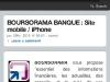 Banques en ligne .mobi sur votre iPhone : 1