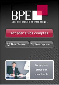 BPE | http://itunes.apple.com/fr/app/bpe/id344081404?mt=8