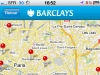 Barclays localisation agence bancaire