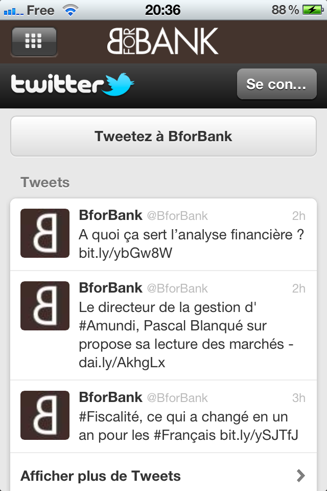 bnp paribas   application android  u00ab mes comptes  u00bb