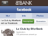 BforBank Application iPhone : Club BforBank Facebook