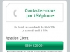 BNP PARIBAS : ANDROID contact