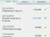 Crédit Agricole | Mon Budget ANDROID : Détail compte