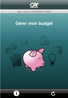 application gratuite gestion budget personnel
