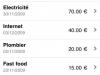 Crédit Mutuel Arkéa | MaColoc : dépenses