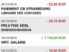 Crédit Mutuel Application iPhone : comptes opérations