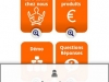 ING Direct | Application Android : options application