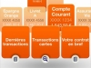ING Direct | Application Android : transactions compte