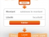 ING Direct | Application Android : virements