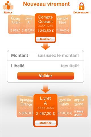 ing direct l application android banques en ligne mobile