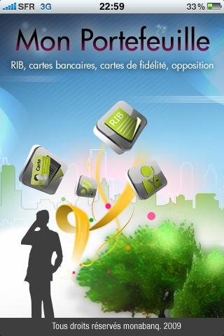 Mon Portefeuille | http://itunes.apple.com/fr/app/mon-portefeuille/id348185768?mt=8