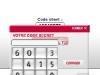 SOCIETE GENERALE - Site Mobile : Mot de passe sécurisé