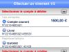 SOCIETE GENERALE - Site Mobile : virement 1