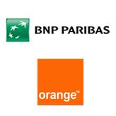 BNP PARIBAS & ORANGE : Offre de services bancaires mobiles innovants
