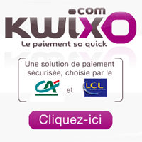 KWIXO : Applications iPhone et Android