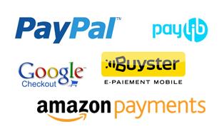 Quelle solution pour vos paiements en ligne ?